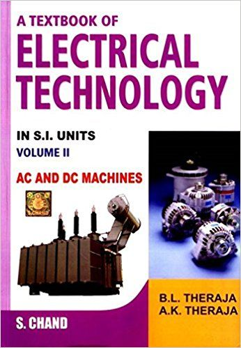 A Text Book Of Electrical Technology - Vol. - 2