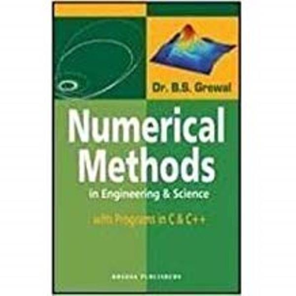 Numerical Methods In Engg. & Science