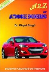 A To Z Of Automobile Engg.