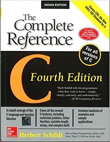 C Complete Reference Ed..4