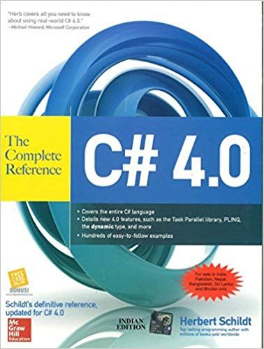 C# 4.0 Complete Reference Ed.1