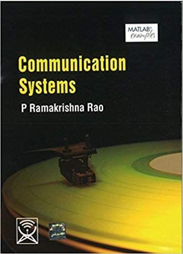 Communication Systems Ed.1