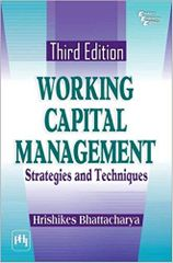 Working Capital Management Ed.3