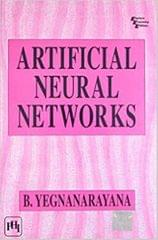 Artificial Neural Netwroks