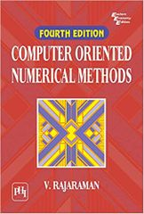 Computer Oriented Numerical Methods - Old
