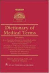 Barron`s Dictionary of Medical Terms