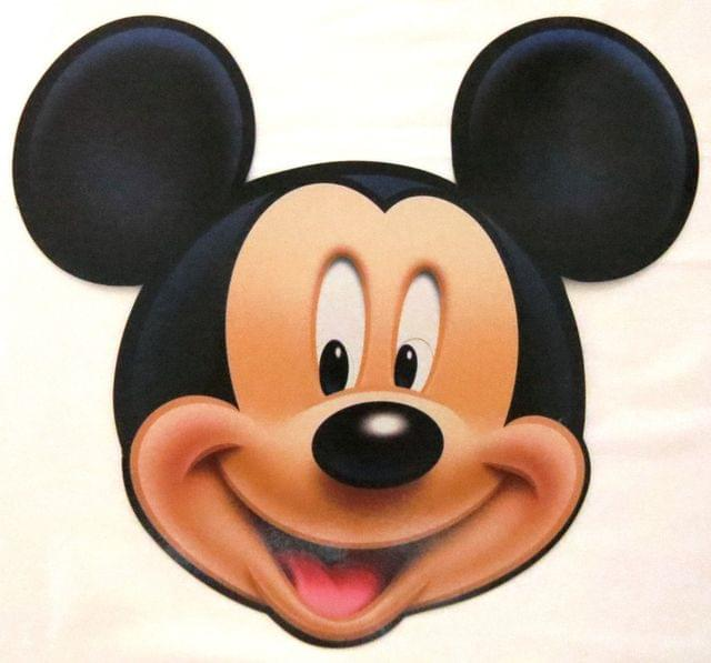 MICKEY PARTY PAPER FACE MASK