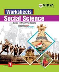 Social Science Worksheets Class � 7