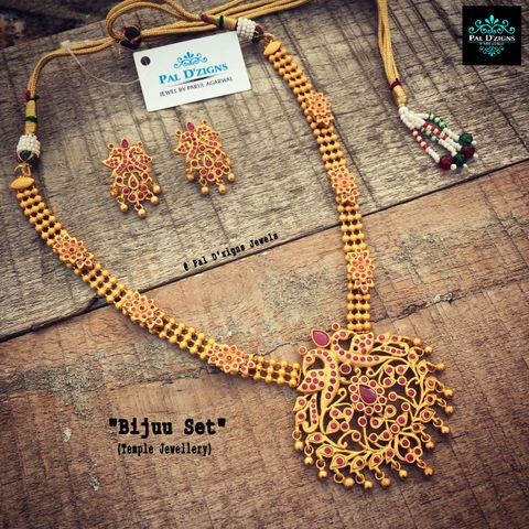 Bijuu Set - South india jewellery