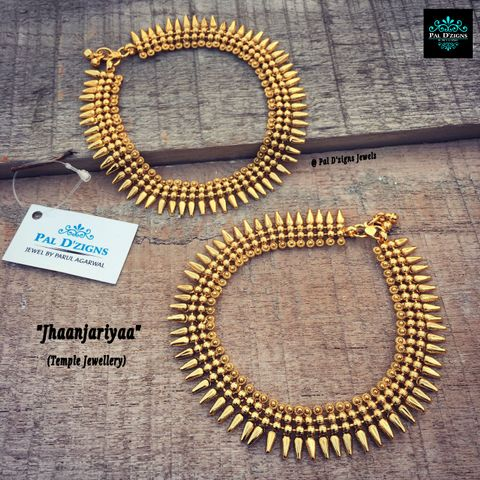 jhaanjariyaa - south jewellery