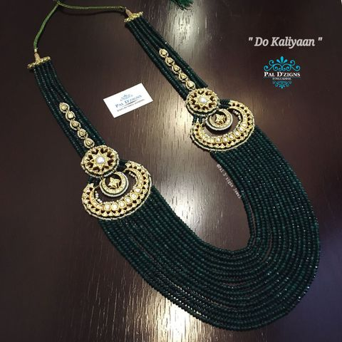 Do Kaliyaan Necklace