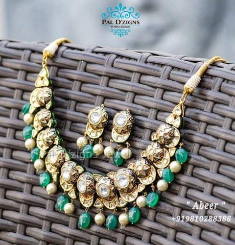 Abeer Necklace Set