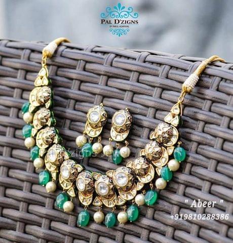 Abeer Necklace Set