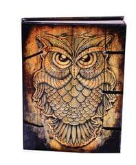 "Purpledip Vintage Diary / Journal / Notebook ""Wisdom Of The Jungle"" (10526)"