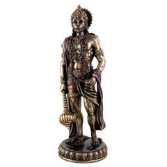 Standing BajrangBali Hanumanji Hanuman Hindu God Statue Idol Figurine for Home 10834