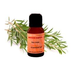 Sacred Spell Tea Tree Oil (15 Ml): 100% Natural - Perfect For Acne Treatment Or As Natural Deodorant