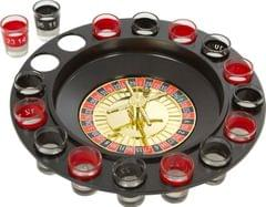 Party Drinks Game Set 'Casino Royale' - 16 Shot Glasses (11200)