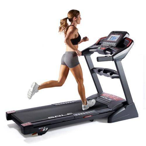 F63 Motorised Treadmill