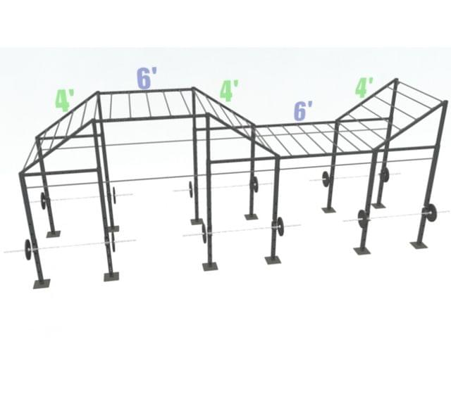 Getrxd 24' Freestanding Rig: Expert 1