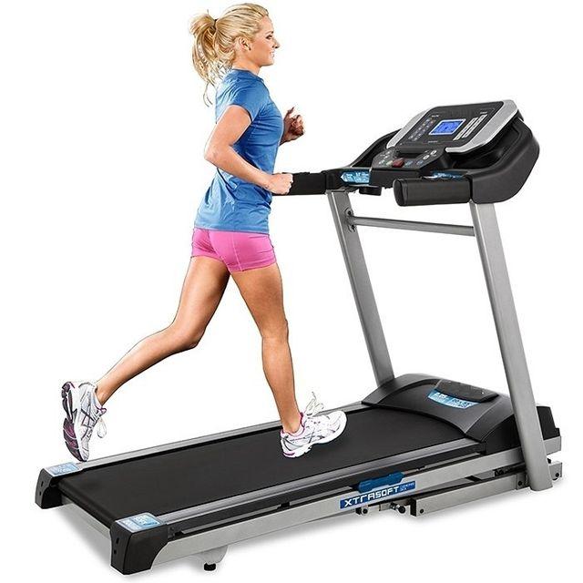 GT80 Cardio Fitness Motorsied Treadmill