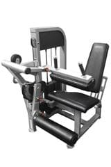 LEG EXTENSION/SEATED LEG CURL COMBO MACHINE