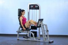 LEG PRESS/CALF RAISE COMBO MACHINE