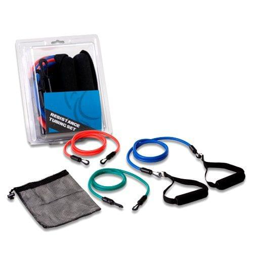 CLUB FIT RESISTANCE TUBE SET