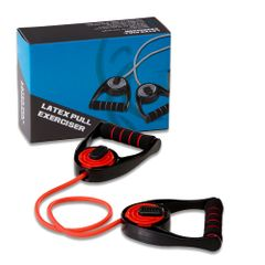 clubfit latex pull exerciser