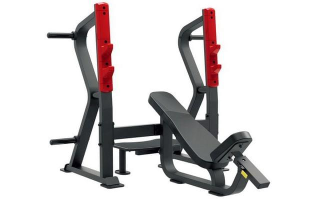 Fitness SL7029 Olympic incline bench press