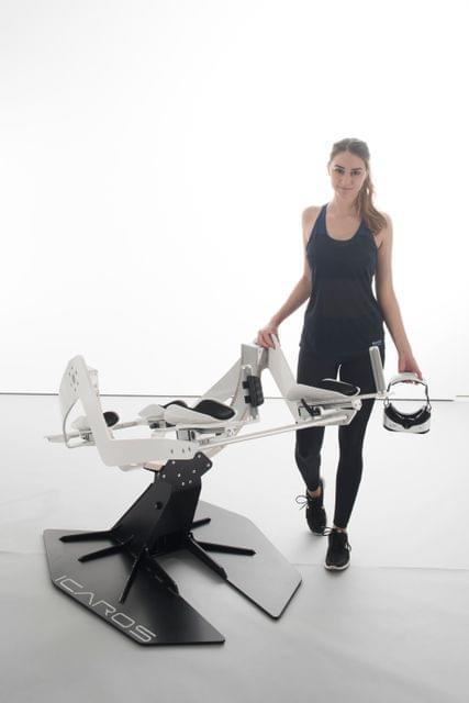 Icaros VR Fitness