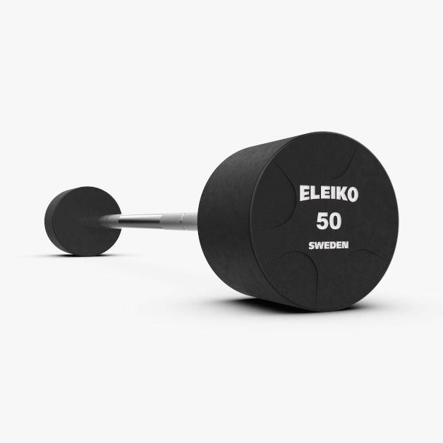 ELEIKO VULCANO FIXED WEIGHT BARBELLS 10-50KG