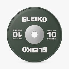 ELEIKO IWF WEIGHTLIFTING COMPETITION DISCS 10-25KG
