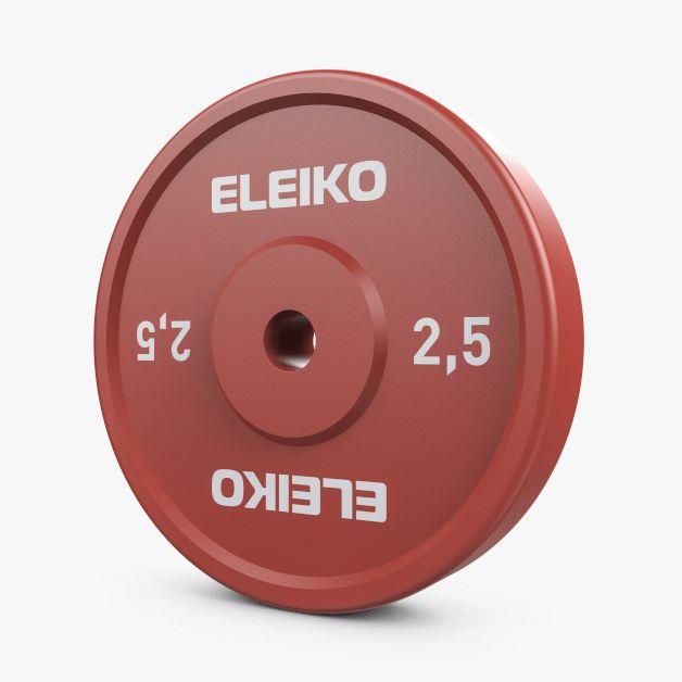 ELEIKO TECHNIQUE DISCS