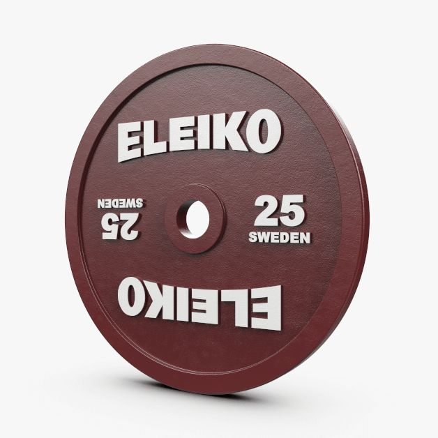 ELEIKO IPF POWERLIFTING COMPETITION DISCS