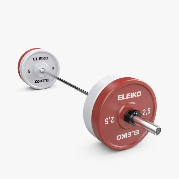 WEIGHTLIFTING TECHNIQUE SET - 25 KG