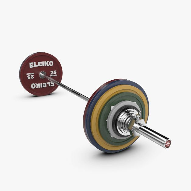IPF POWERLIFTING COMPETITION SET - 185 KG