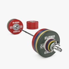 WPPO POWERLIFTING COMPETITION SET - 290,5 KG
