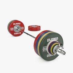 WPPO POWERLIFTING COMPETITION SET - 240,5 KG