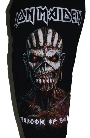 Iron Maiden Premium Shorts Free Size (28 inches to 40 inches)