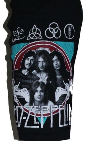 Led Zeppelin Premium Shorts Free Size (28 inches to 40 inches)