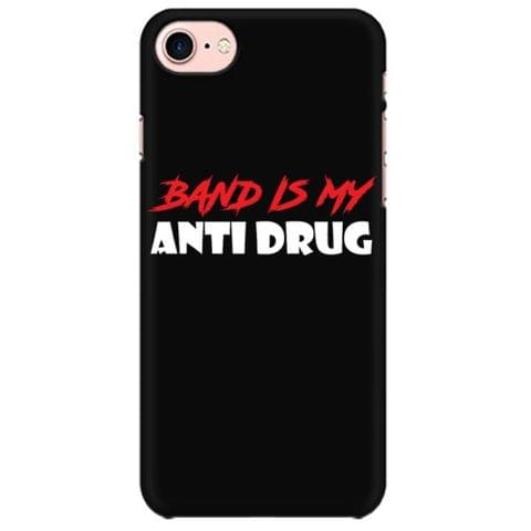 Band is my AntiDrug Mobile back hard case cover - YUDGMWSA4U7W
