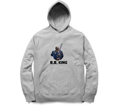 Blues BB King   Unisex Hoodie Sweatshirt for Men and Women