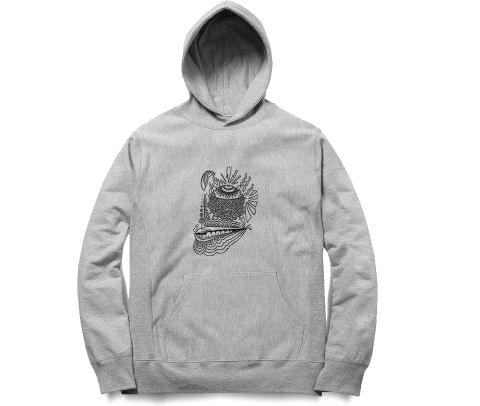 Third Eye psy Trippy Psychedelic   Unisex Hoodie Sweatshirt for Men and Women