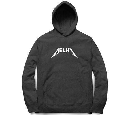 Delhi Metallica   Unisex Hoodie Sweatshirt for Men and Women