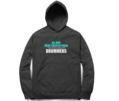 Drummers are not Normal   Unisex Hoodie Sweatshirt for Men and Women
