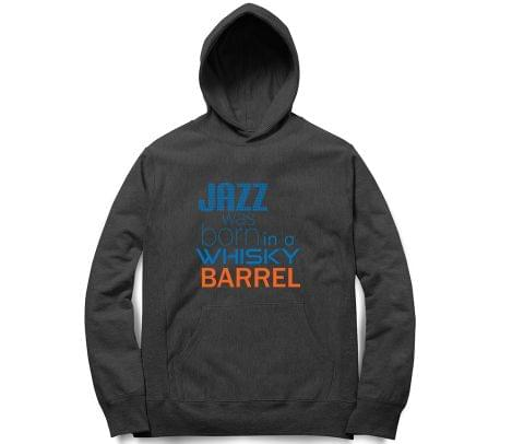 Birth of Jazz   Unisex Hoodie Sweatshirt for Men and Women