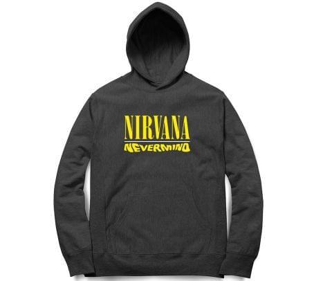 Nirvana Nevermind   Unisex Hoodie Sweatshirt for Men and Women