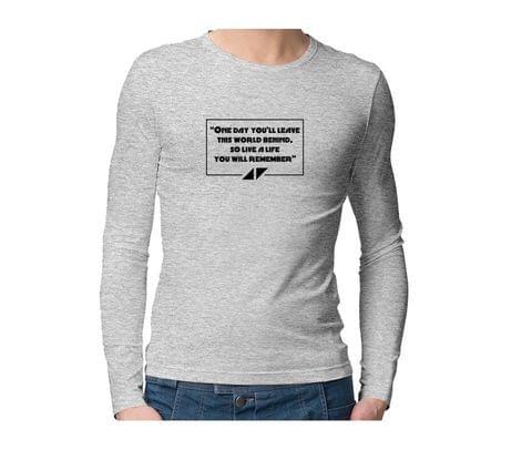 Avicii   The Nights Unisex Full Sleeves Tshirt for men women