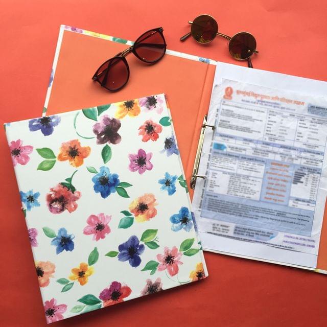 Fleur Big Folder