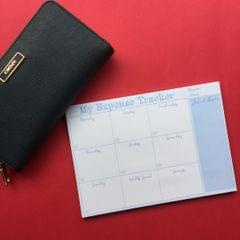 Notepad- My Expense Tracker
